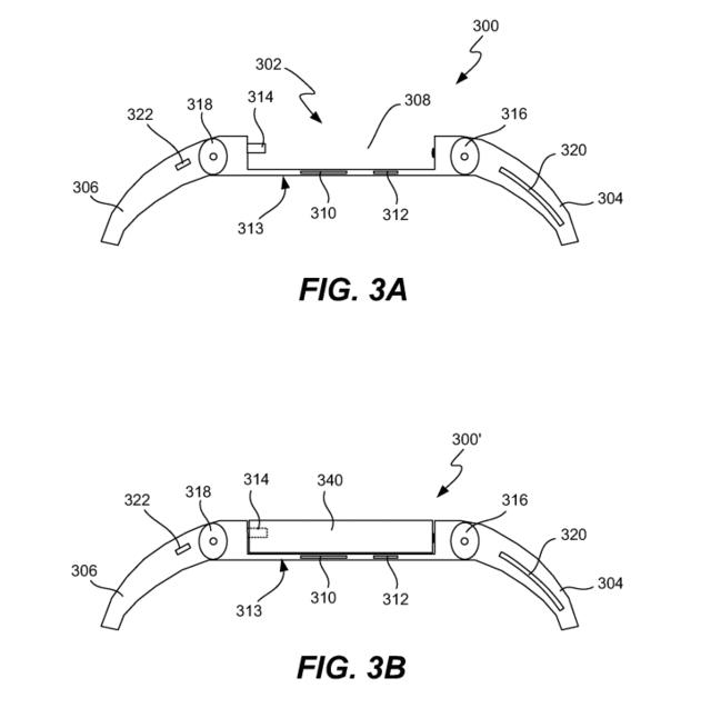 iWatch最详细专利曝光:麦克风+手势操控