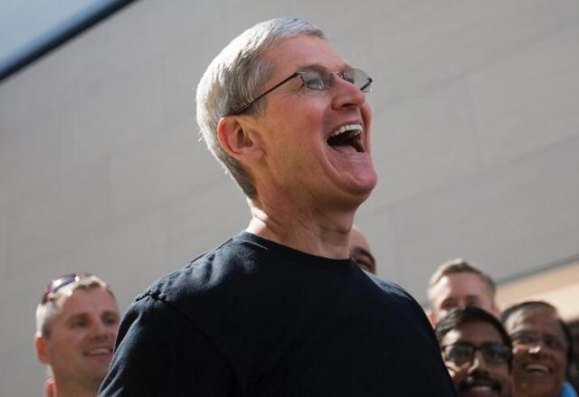 库克 苹果拟在印度推出加速器计划
