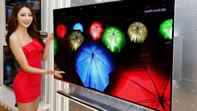 LGD将在SID展示下一代曲面OLED面板