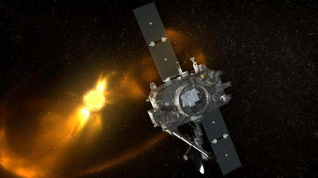 美国宇航局寻找失去联系的太阳探测器