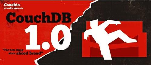 知名NoSQL数据库CouchDB 1.0发布