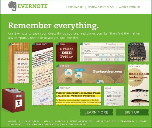 EverNote是什么