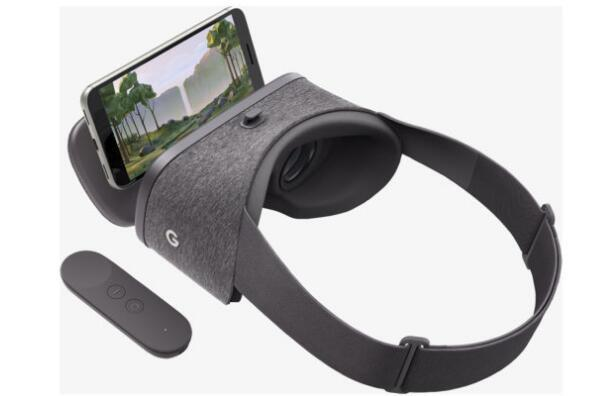 谷歌DayDream View VR头盔及遥控器组合装下周上架