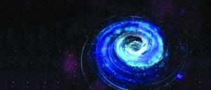 挪威山谷惊现怪异光团 或是神秘微型黑洞(图)