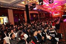 上海第一站会场绚丽人员爆满