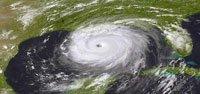 飓风控制方案:改变风向