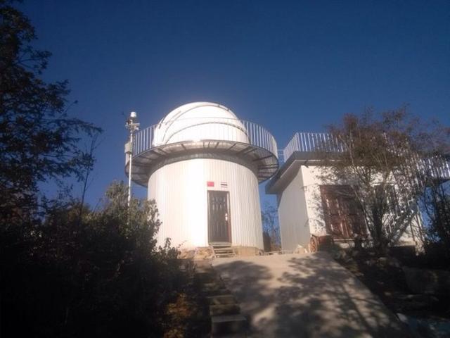 70公分全自动望远镜在云南丽江建成