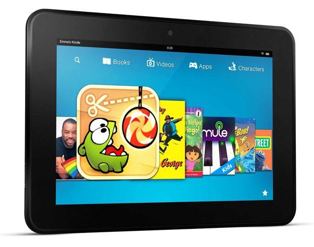 亚马逊麻烦了:Kindle Fire平板假日销量大滑坡
