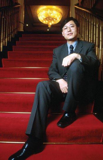 联想集团总裁兼CEO杨元庆