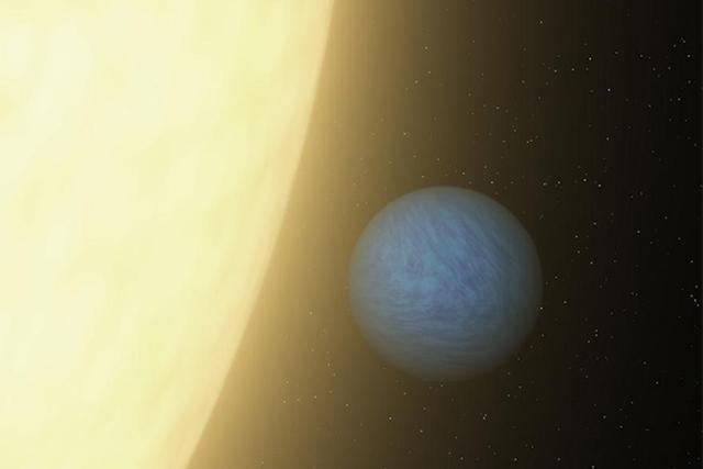 """欧洲打造""""大眼睛""""望远镜:专盯外星球大气"""