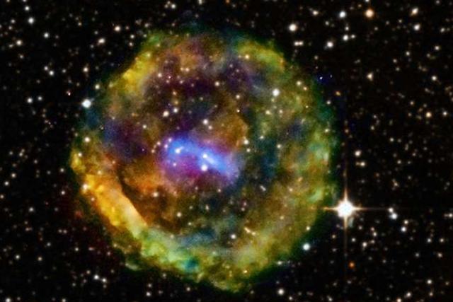 NASA:公元386年超新星事件或不可见 中国观测记录被排除