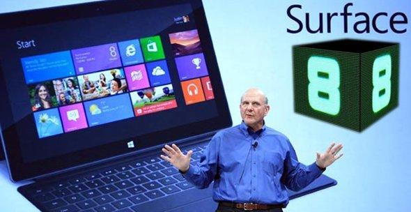 平板战争2.0:Surface承载微软的平板复兴之梦