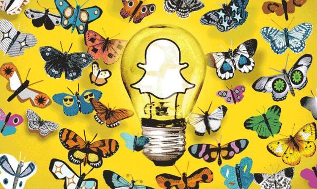 Snap估值300亿美元:它重塑了社交媒体形象