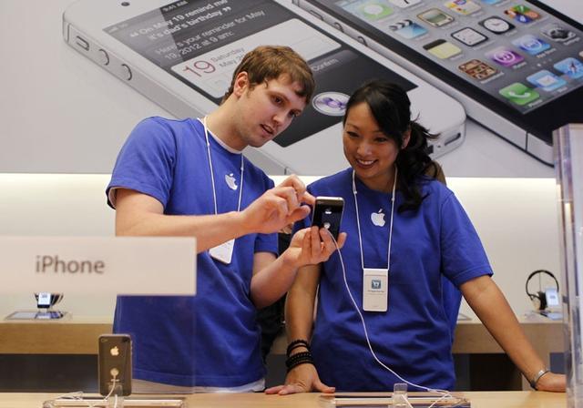 苹果员工的新福利来了:带薪休产假时间延长