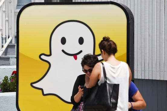 Snapchat想赚钱就学学亚洲吧