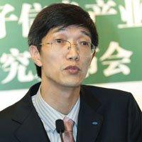 三星彩电天津研发中心副总经理 俞克辉