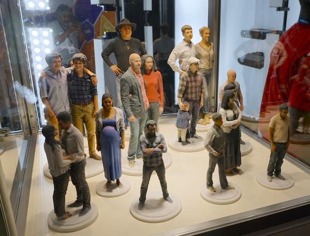 8个3D打印的惊人妙用:奥斯卡颁奖礼服也能做