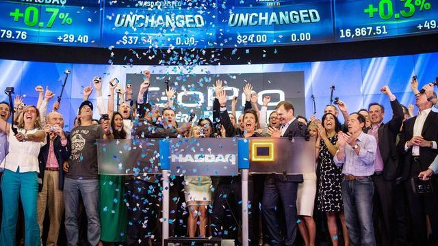 GoPro IPO的背后故事:一人得道,全家发财