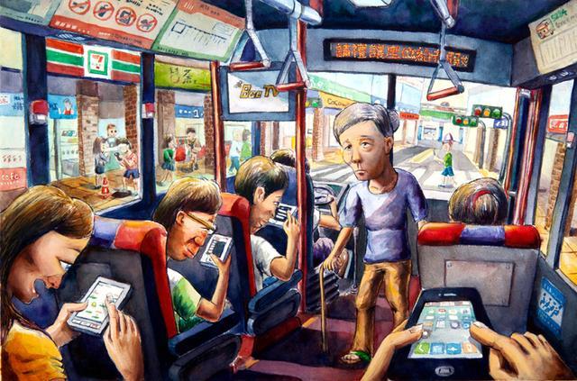 科技让人变得越来越不合群?