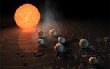 单恒星旁发现七颗类地行星