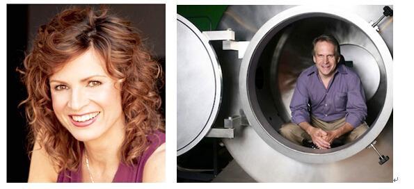 2014 WE大会Jane Poynter:7.5万美元上太空
