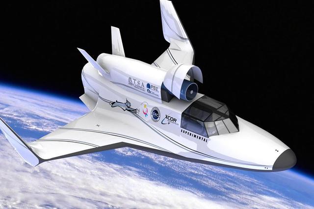 美机构利用离心机开展亚轨道旅游模拟训练