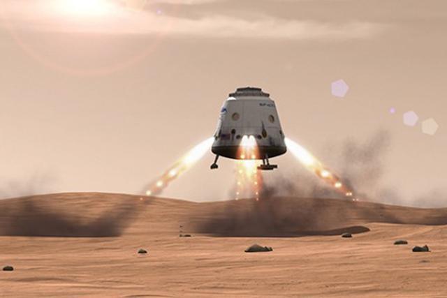 SpaceX公司或将超越NASA率先登陆火星