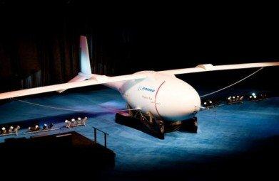 波音打造幽灵之眼间谍飞机 液氢动力最干净