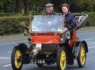 最古老汽车