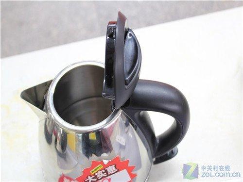 苏泊尔电水壶现仅售75元 更多安全保护