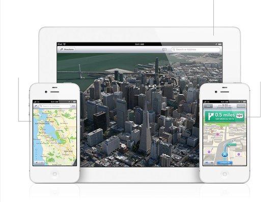 苹果地图服务遭吐槽 谷歌地图必将回归iOS平台
