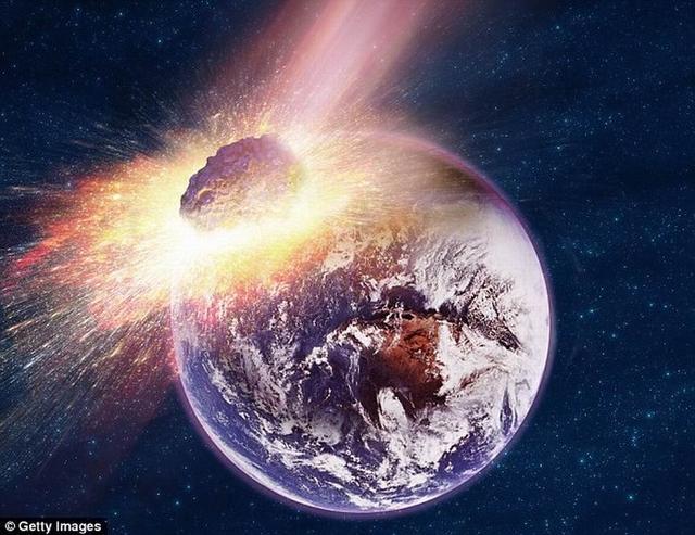 专家称人类并未做好小行星碰撞的应对准备