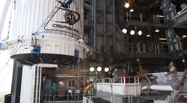 NASA称小行星样本返回计划将如期进行