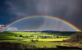 纵览英国各地壮丽奇观