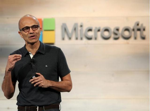 微软再次大幅重组高层 CEO纳德拉发内部邮件阐述思路