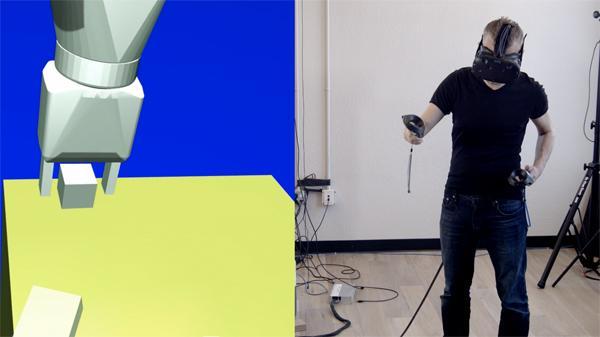 马斯克的AI初创公司OpenAI想在VR环境下训练机器人