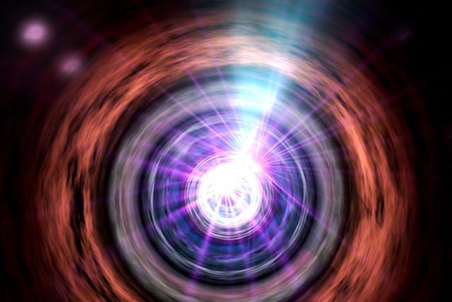 """科学家或揭开超大质量黑洞""""进食""""之谜"""