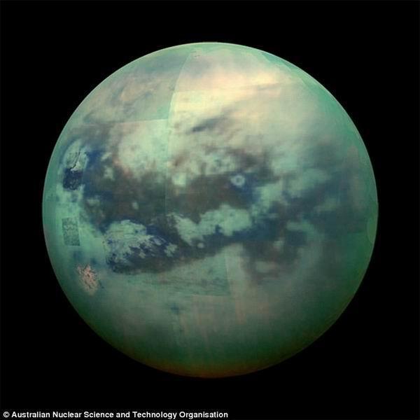 科学家发现土卫六干枯湖床潜在神秘结晶物质