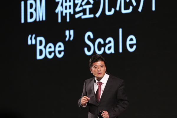 IBM王阳:计算的未来是把智慧注入设备
