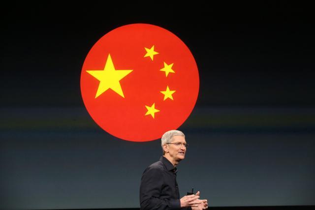 以后能用苹果地图看帝都PM2.5了 苹果正力求合作讨好中国用户
