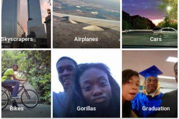 """谷歌照片应用误把黑人标记成""""大猩猩"""""""