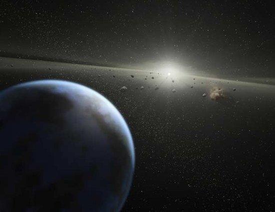毕宿星团中首次发现系外行星被摧毁的残留物