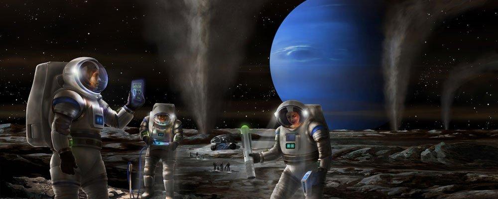 """太阳系""""冰火""""九重天 你想去哪一个?"""