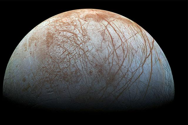 美国宇航局加速推进木卫二任务:寻外星生命