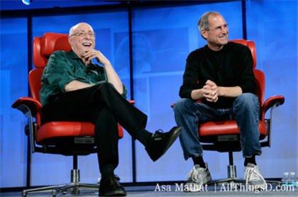 追忆苹果联合创始人乔布斯:天才也是普通人
