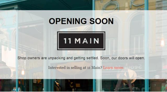 阿里进军美国市场 11Main网上商城开张