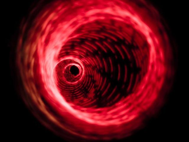 科学家:我们的宇宙或降生于一个超等黑洞