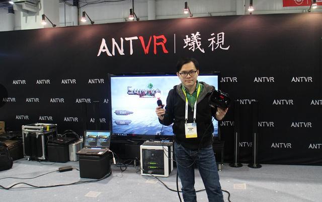 """独家专访蚁视CEO覃政:""""VR+直播""""是生态布局的最重要拼图"""