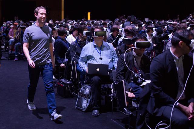 扎克伯格的赌注押对了:VR社交梦想成真