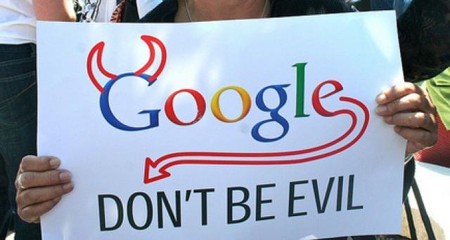 不作恶随老谷歌离去